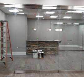 Office Glass Walls - Franklin, TN