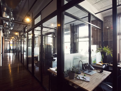 studio glass for offices - Nashville, TN